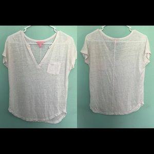 Lilly Pulitzer XXS shirt